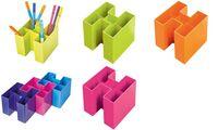 HAN Multiköcher BRAVO Trend Colour, 5 Fächer, lila (81420557)