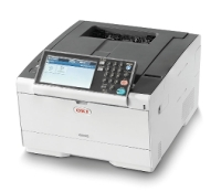 OKI A4 Farbdrucker C542dn Bild1