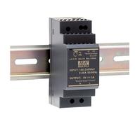 MEAN WELL HDR-30-24 alimentatore per computer 36 W Acciaio inossidabile