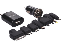 Mobile Phone Multi Charger AC/DC Adapter