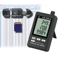 Datenlogger für Feuchte, Luftdruck und Temperatur