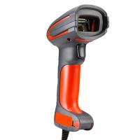 Honeywell Granit 1280i Draagbare streepjescodelezer 1D Laser Zwart, Oranje