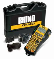 Rhino 5200 im stabilen Hartschalenkoffer, Industrielles Beschriftungsgerät Bild1