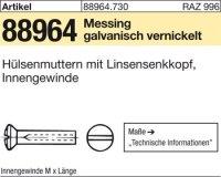 Liko-Hülsenmuttern M6x20