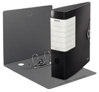 Qualitäts-Ordner Solid, Polyfoam, A4, breit, schwarz