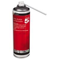 5 ETOILES Gaz dépoussiérant tte position ininflammable Ecologiqu Active Carbon sans HFC 420ml/326g 963141