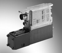 Bosch Rexroth 4WRPNH6C3B40L-2X/M/24CA6A High-response valve