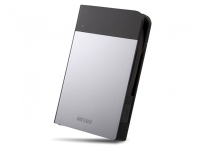 Buffalo MiniStation Extreme Water&Dust Resistant USB 3.0 1TB Portable HDD Silver Bild 1