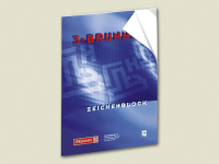 11 25 Blatt mit 150g//m² Kieser-Block Nr Zeichenblock A4 KARIERT