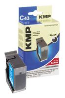 KMP C43 Zwart