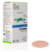 Akupunktur Dauernadeln Seirin New Pyonex, grün, 0,20 x 0,90 mm, 100 Stück~