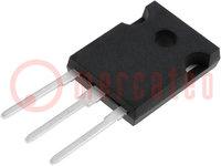 Tranzisztor: PNP; bipoláris; Darlington; 100V; 10A; 125W; TO247