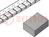 Capacitor: polyethylene; 3.3nF; SMD; ±10%; 2220; -55÷125°C; 100V/μs