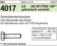 ISO4017 M12x20