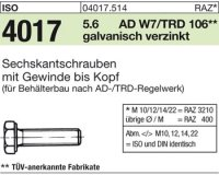 ISO4017 M24x55