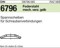 DIN6796 - 10x23x2,5