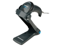 QuickScan I Lite - QW2170 - CCD-Barcodescanner, RS232-KIT, Standfuss, schwarz - inkl. 1st-Level-Support
