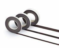 Magnetic Band self-adhesive L 10 m x B 10 mm x H 1 mm