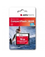 AgfaPhoto Compact Flash 16GB Kompaktflash Speicherkarte 20MB/sec