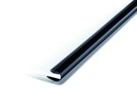 Durable Spine Bar A4 9mm Black (Pack 25) 290901