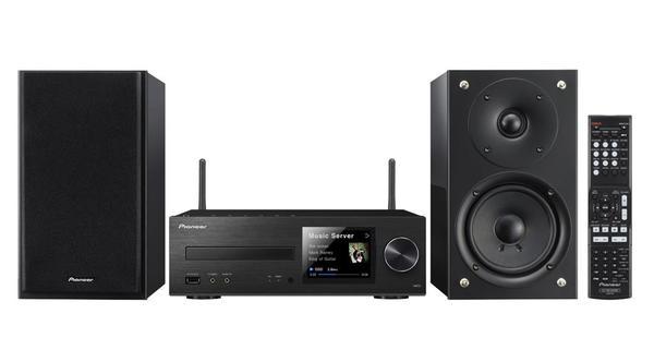 Mini music system Pioneer X-HM72-K - X-HM72-K