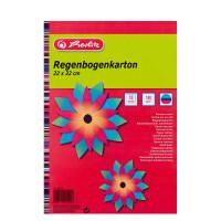 Bastelkarton, 22 x 32 cm, Farbkombinationen