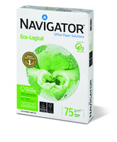 Kopierpapier Navigator Eco-Logical, A4, 75 g/m²