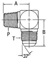 AEROQUIP 2024-6-4S Adapter