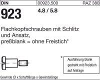DIN923 M4x8x6,0