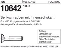 ISO10642 M12x200