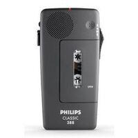 Philips Voice recorder Pocket memo LFH388 zwart