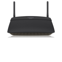 Linksys EA6100 WLAN-Router Dual-Band (2,4 GHz/5 GHz) Schnelles Ethernet Schwarz
