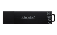 IronKey IKD300 32GB USB-Stick USB Typ-A 3.2 Gen 1 (3.1 Gen 1) Schwarz