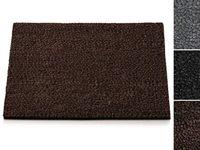 Premium-Kokosmatte   Braun   Stärke: 17 mm   40x60 cm