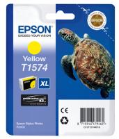 Tintenpatrone T1574 Yellow Ultra Chrome K3 Vivid Magenta für Epson Stylus Photo R3000