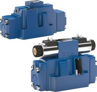 Bosch Rexroth 4WH16L7X//SO12 Directional valve