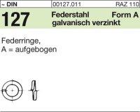Federringe A7
