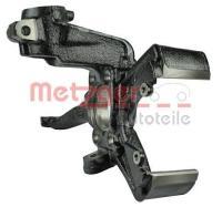 Achsschenkel, Radaufhängung (Einbauort Vorderachse links, für Hersteller Lageraufnahme 49,6, paarige Artikelnummer 58085802 ) für AUDI, SEAT, SKODA, , ...