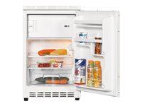 Amica Kühlschrank Uks 16157 : Amica uks 16157 freistehend 85l a weiß kühlschrank mit gefrierfach