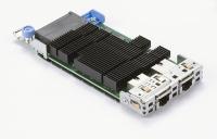 Lenovo ThinkServer X540-T2 PCIe Base-T-Adapter von Intel, 2Anschlüsse, 10Gbps Ethernet Bild 1