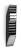 DURABLE Prospektspender-Set FLEXIBOXX 12 A4, schwarz