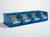 DURABLE selbstklebende Beschriftungsfenster LABELFIX®, 200 x 20 mm, transparent