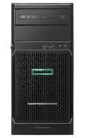 Hewlett Packard Enterprise ProLiant ML30 Gen10 (PERFML30-007) server Intel Xeon E 3,4 GHz 16 GB DDR4-SDRAM 56 TB Tower (4U) 350 W