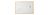 Whitebord, 30 x 40 cm, houten frame