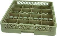 Detailabbildung - Tassenkorb für 16 Tassen oder Gläser - 114 x 114 x 88 mm