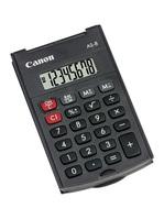 Canon Taschenrechner AS-8 EMEA DBL, Dunkelgrau Bild1