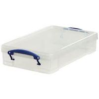 Really Useful Boxes Archiefboxen A4 Transparant plastic 4,0 l