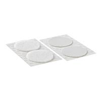 VELCRO® Brand Klettpunkte Extra Stark Selbstklebend Haken & Flausch 45mm x 6 set