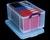 OPBERGBOX REALLY USEFUL 64LITER 710X440X310MM