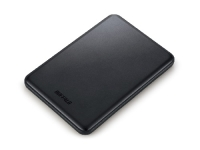 "Buffalo MiniStation Slim USB 3.0 2.5"" Extra Slim external HDD 2TB, schwarz Bild 1"
